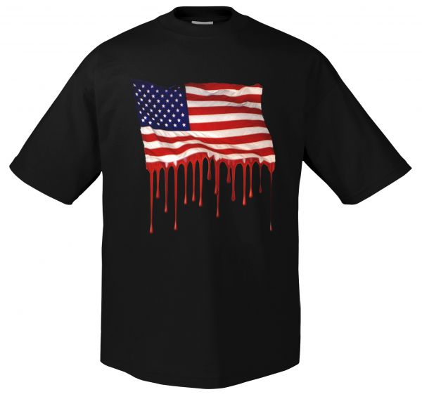 Rock Style Bloody America
