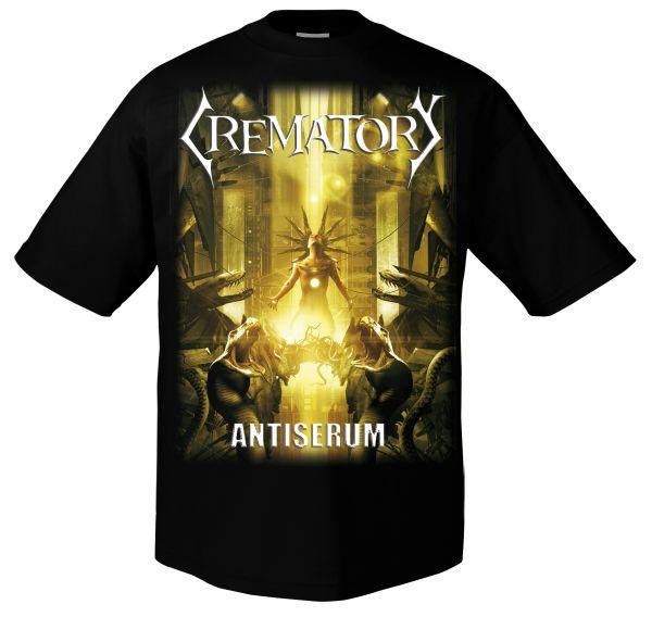 Crematory Antiserum Cover