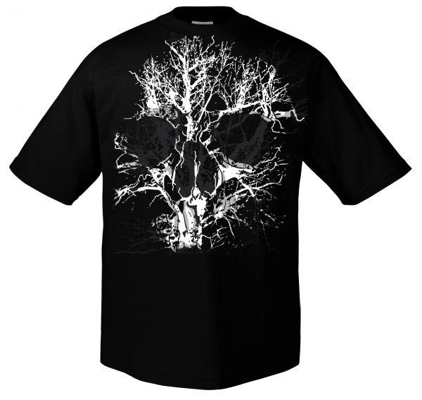 Rock & Style Skull Tree