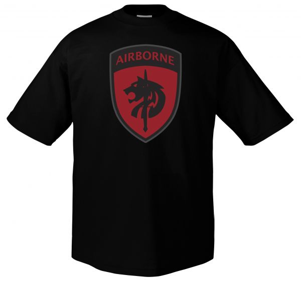 Rock Style Airborne US Special Forces Military