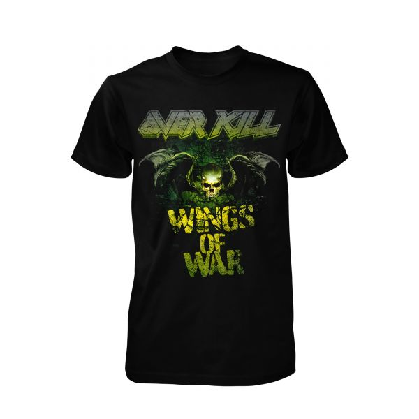 Overkill Bat Shit Crazy | T-Shirt