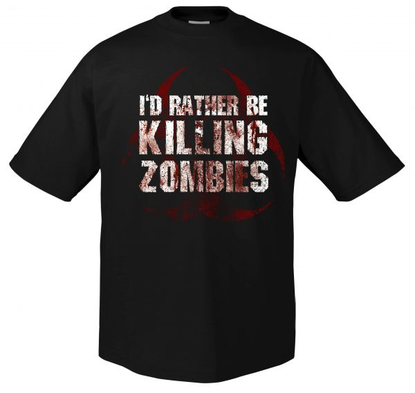Rock & Style Killing Zombies