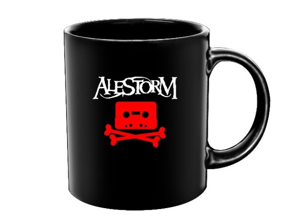 Alestorm Drink Tea Or Die!