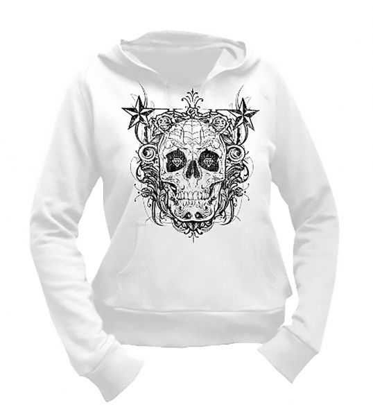Art Worx White Sugarskull