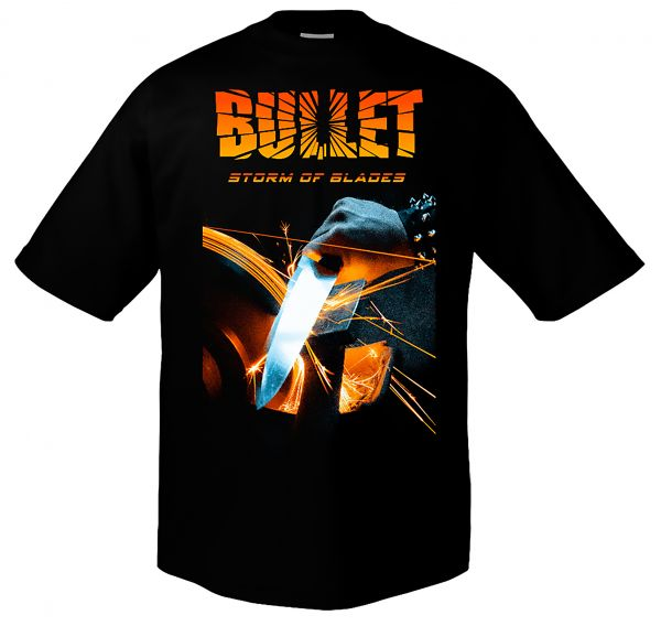 Bullet Bullet - Storm of Blades T-Shirt