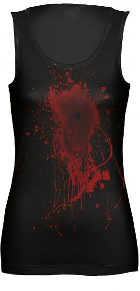 Bloodsplatter Tank Top