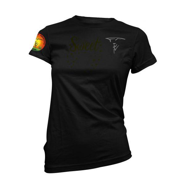 Fallschirmsport Marl Der Himmel | Girly T-Shirt