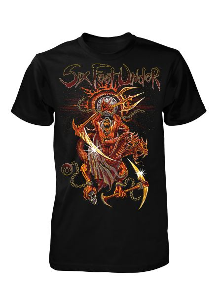 Six Feet Under Cobra | T-Shirt