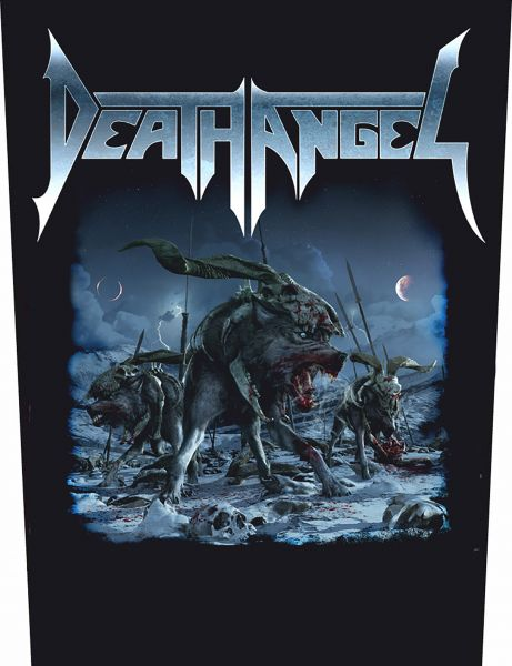 Death Angel The Dream Calls For Blood