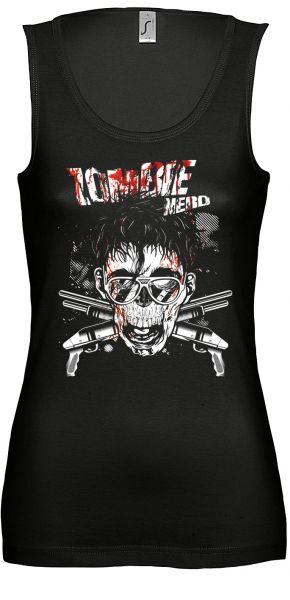 Rock Style Zombie Nerd