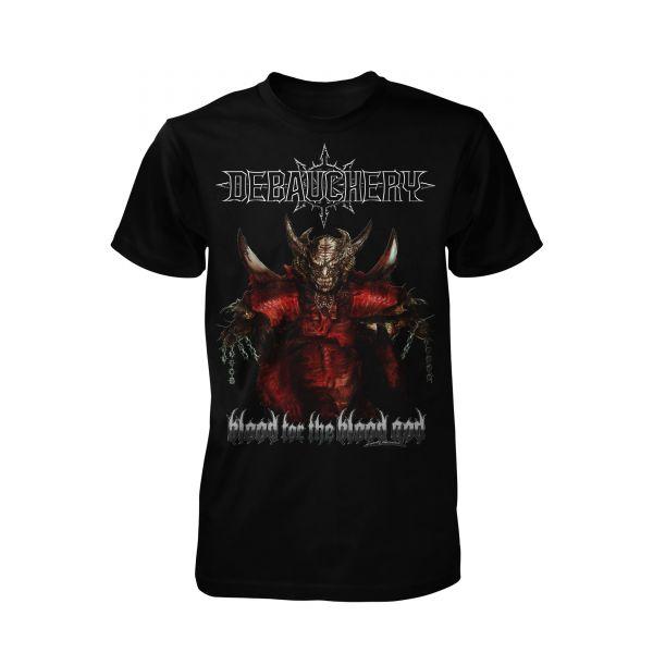 Debauchery Blood for the blood god 2019 | T-Shirt