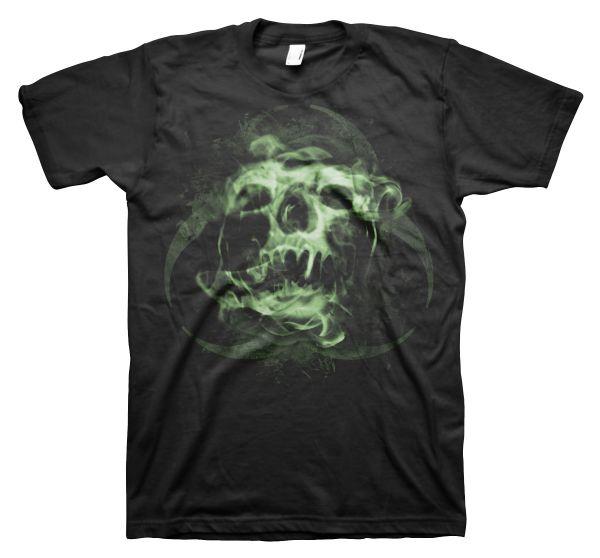 Rock & Styles Toxic Skull