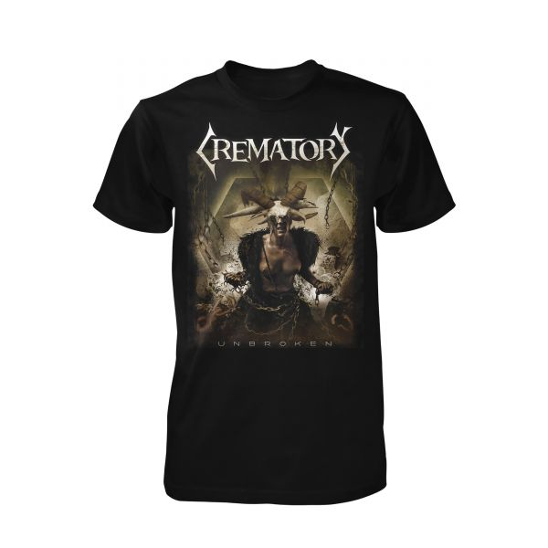Crematory Unbroken Cover | T-Shirt