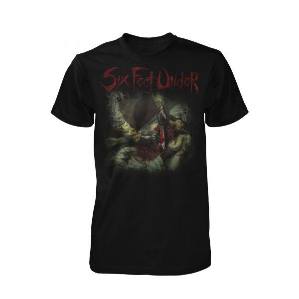 Six Feet Under Sacrificial Kill   T-Shirt
