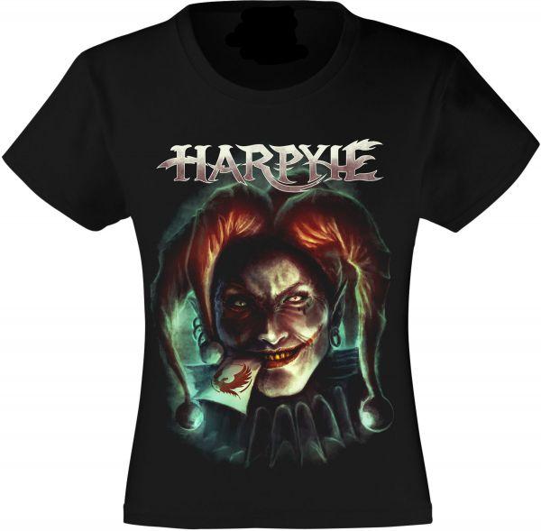 Harpyie Freakshirt (Evil Clown)