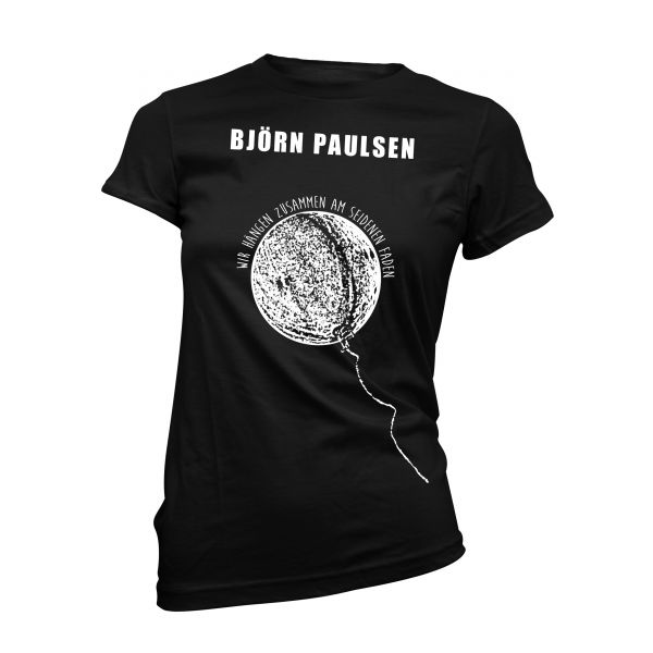 Björn Paulsen Ballon Weiß | Girly T-Shirt