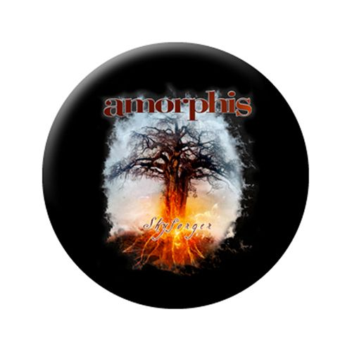 Amorphis Ilmatar Button