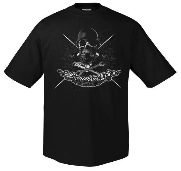 Rock & Style Biker Skull