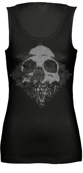 Rock & Styles Ornament Skull