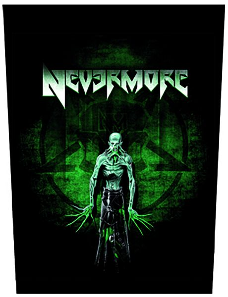 Nevermore Spotlight green