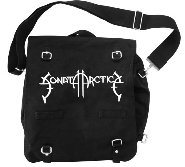 Sonata Arctica Logo Kampftasche