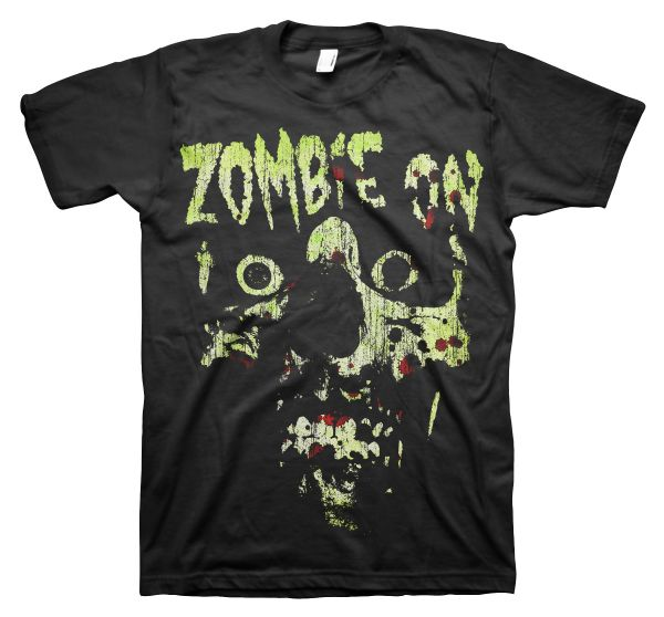 Rock Style Zombie on