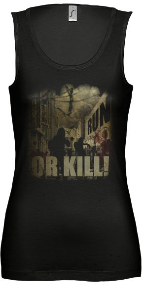 Rock Style Run Or Kill
