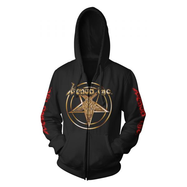 Venom Inc. Pentagram | Hood-Zip