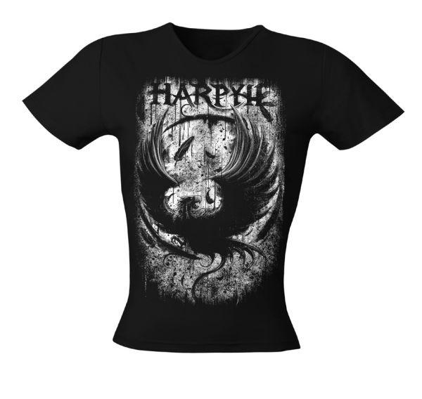 Harpyie Logo Girly Shirt