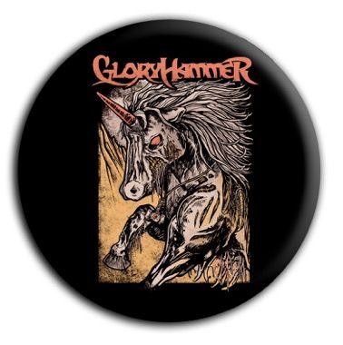 Gloryhammer Zombie Unicorn