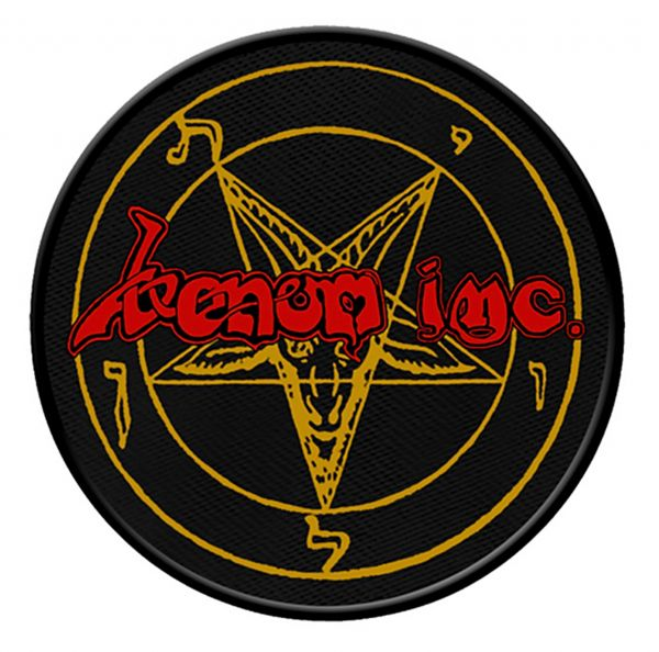 Venom Inc Circle | Patch