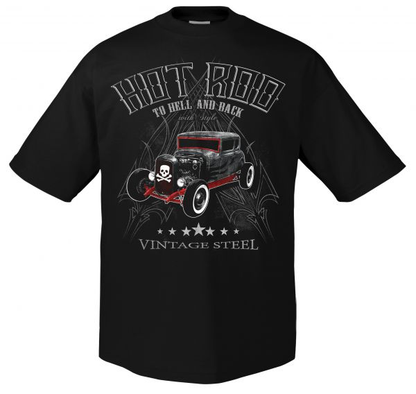 Vintage Steel Vintage Steel T-Shirt