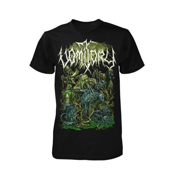 Vomitory From The Fiery Pits