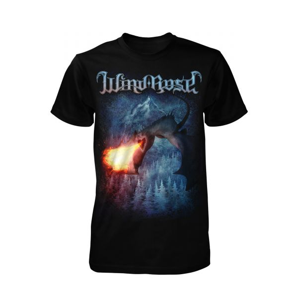 Wind Rose Forest | T-Shirt