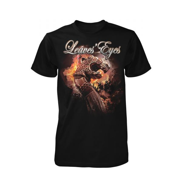 Leaves' Eyes Fires in the north | T-Shirt