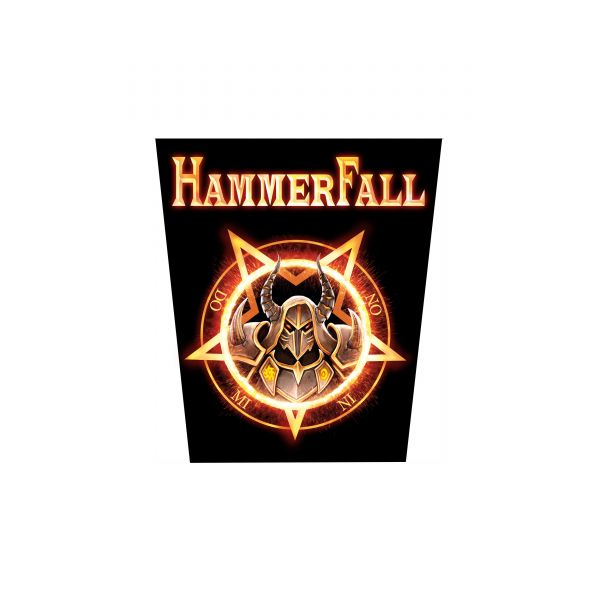 Hammerfall Dominion | Backpatch