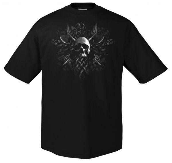 Rock & Style Axe Skull