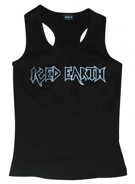 Iced Earth Black Logo