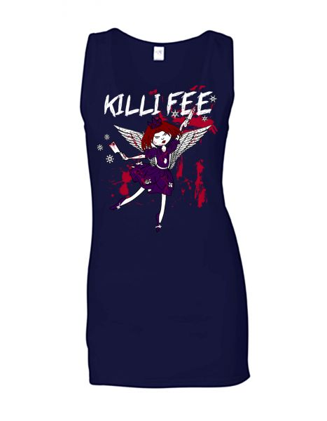 Art Worx Killifee Girly Tank Top