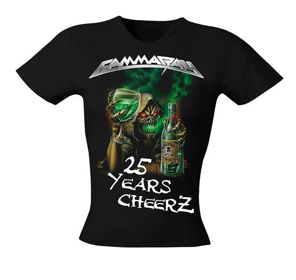 Gamma Ray Gamma Ray - Cheerz Girly TS