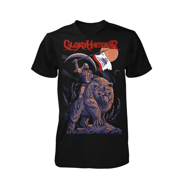 Gloryhammer The Power Of Hoots | T-Shirt