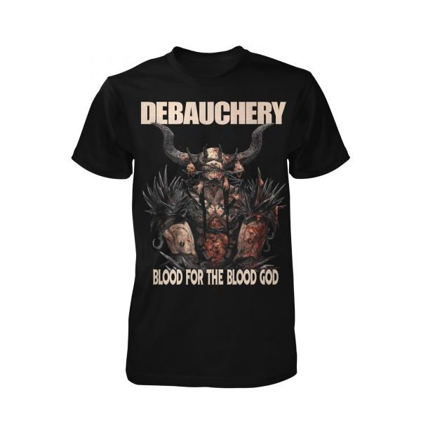 Debauchery Blood for the blood god