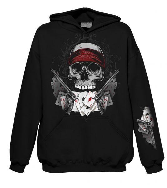Art Worx Gun Skull