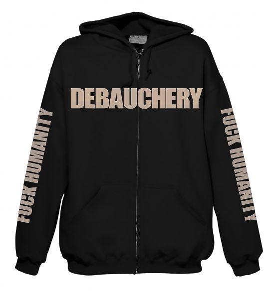 Debauchery Debauchery - Fuck Humanity Hood-Zip