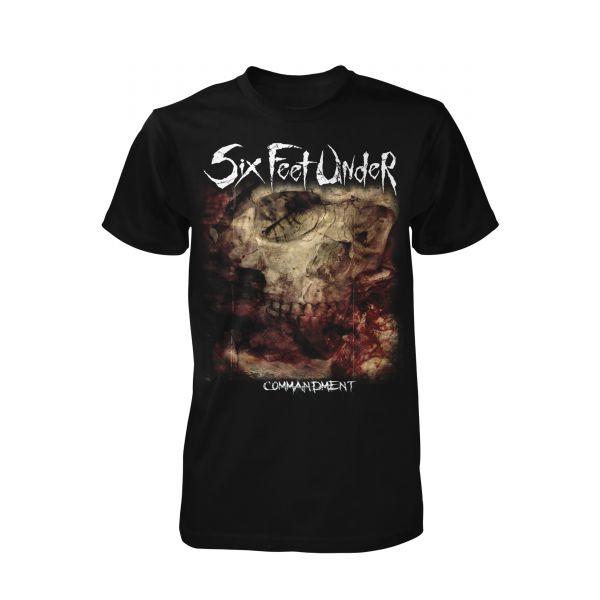 Six Feet Under Commandment | T-Shirt