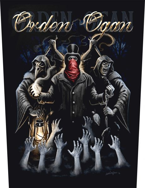 Orden Ogan Deaf among the blind