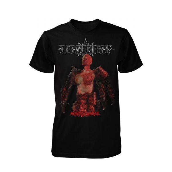 Debauchery Murder Whore | T-Shirt