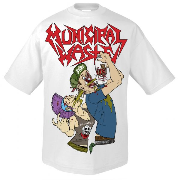 Municipal Waste Shotgun