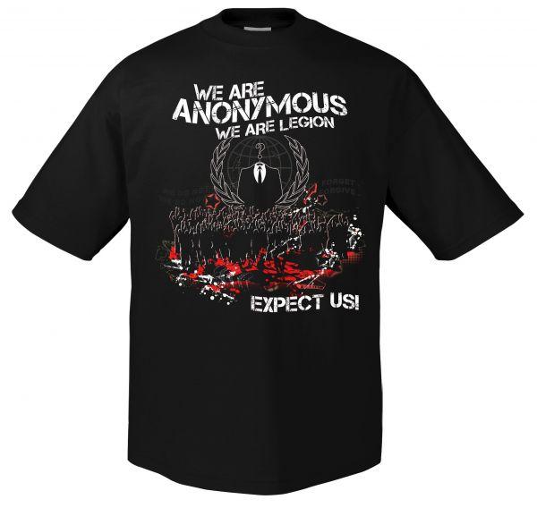 Nerd Anonymos We Are Legion
