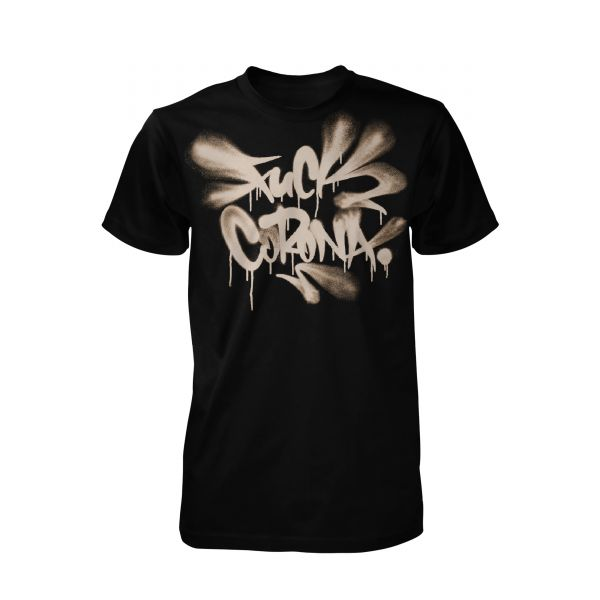 Art Worx Corona Fatcap Tag | T-Shirt